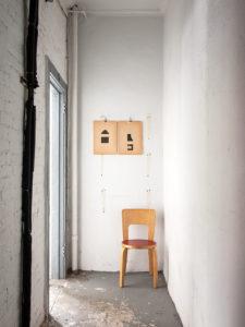 5. Kurfürstendamm, 21-Konstanzerstraße, 14 Geometric, installation shot, 2013